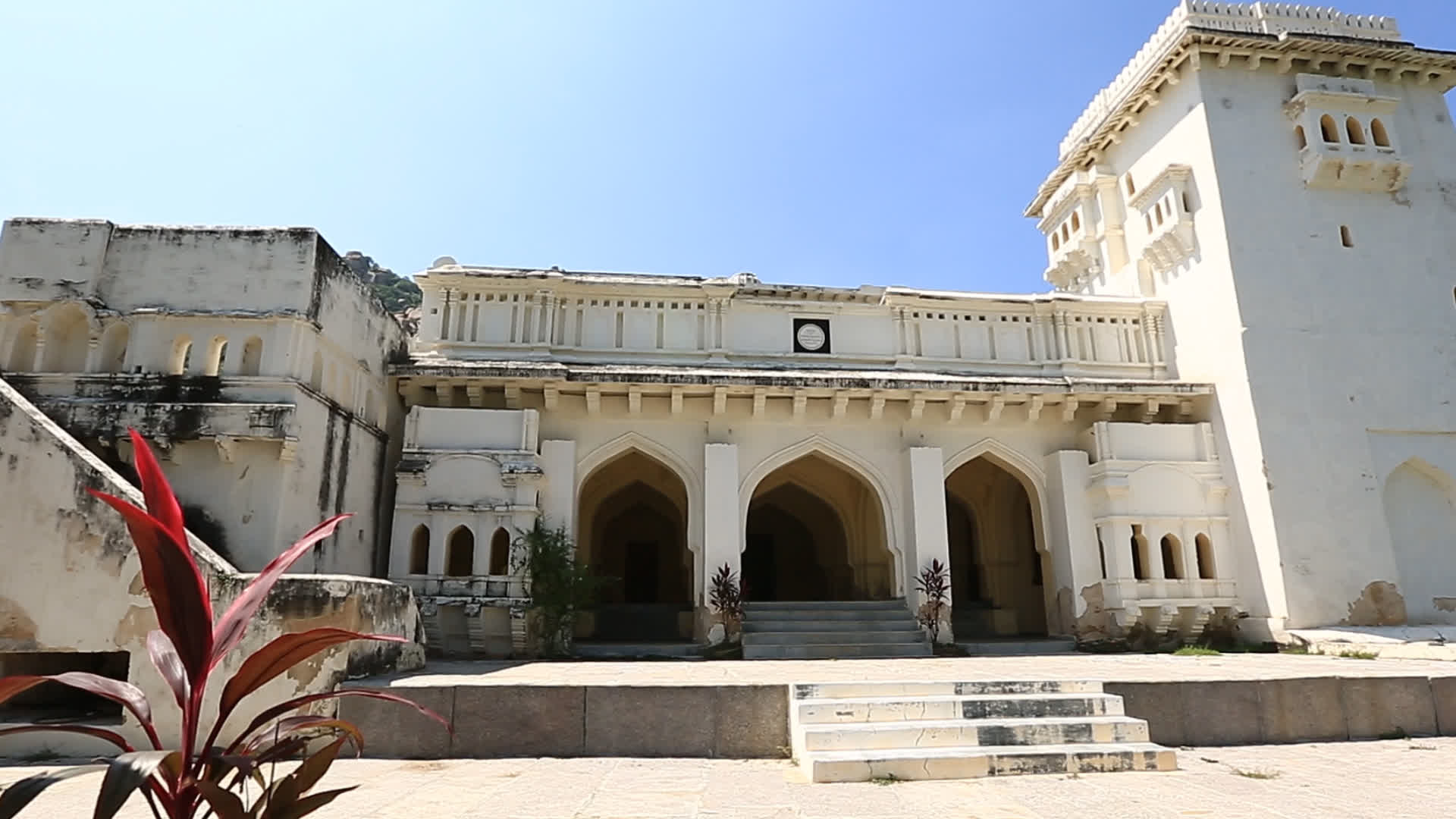 The Gagan Mahal Palace of Penukonda