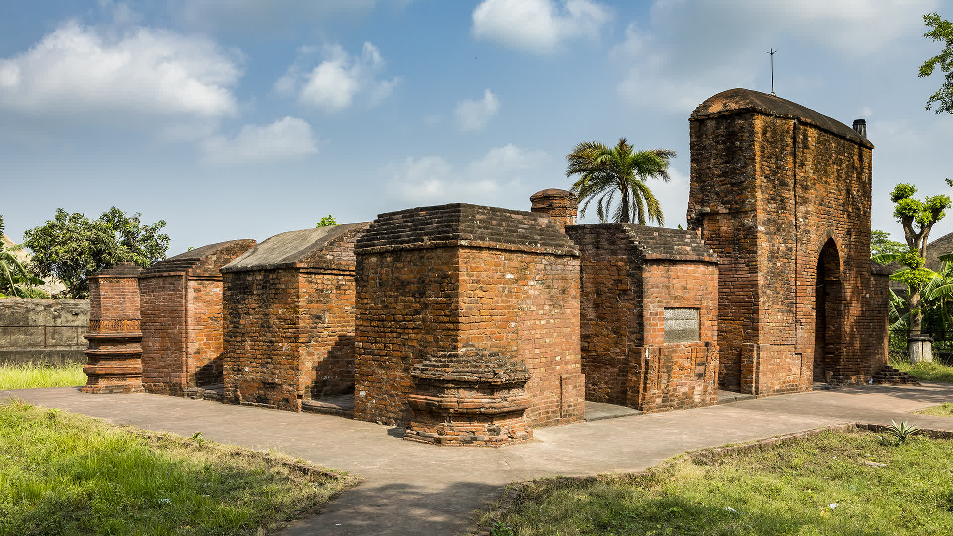 Saptagram: A Port that Ran Aground