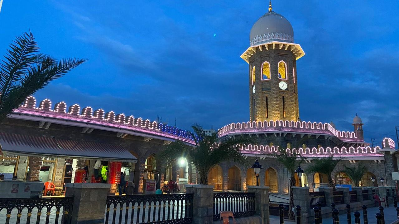 Hyderabad's Grand MJ Market Regains its Glory