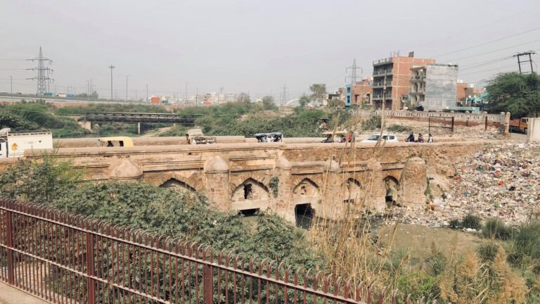 Wazirabad Bridge: A Tughlaq Era Marvel