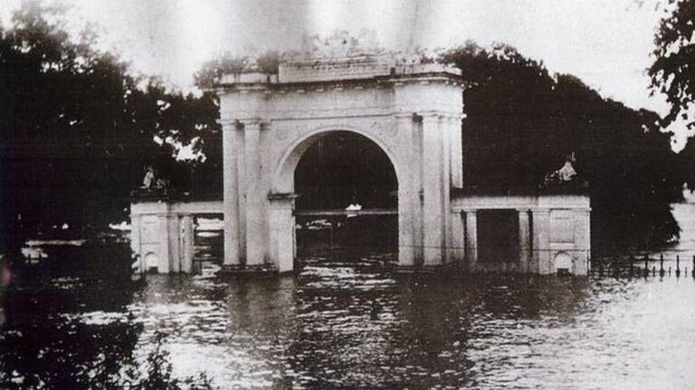 Musi Floods: The Deluge that Shaped Hyderabad's Destiny