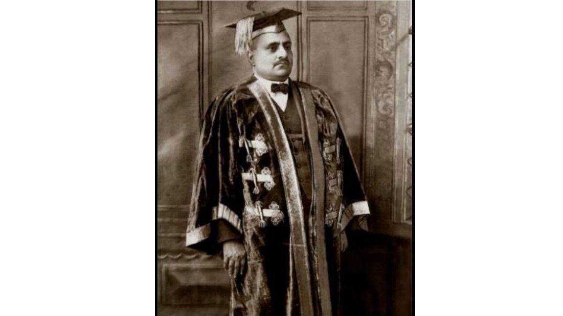 Dr Harisingh Gour and his Dream University