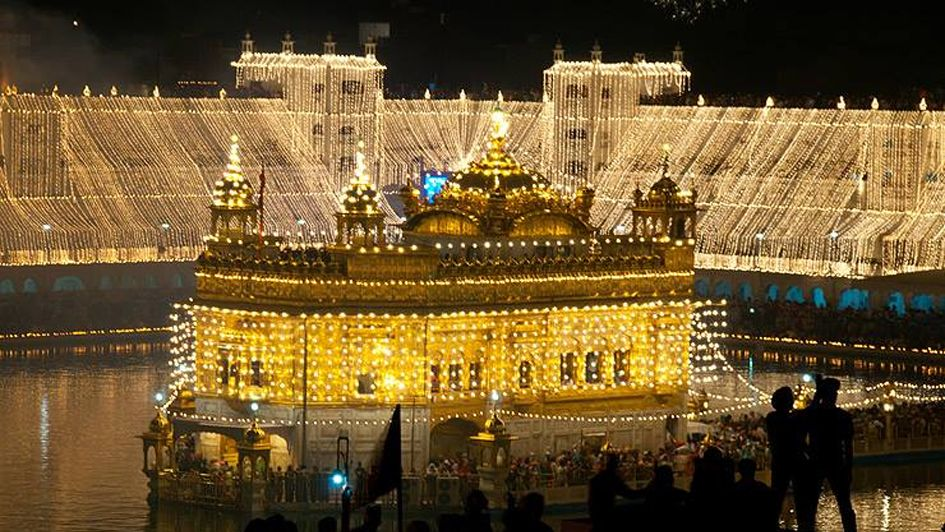 The Golden Temple: Let There Be Light