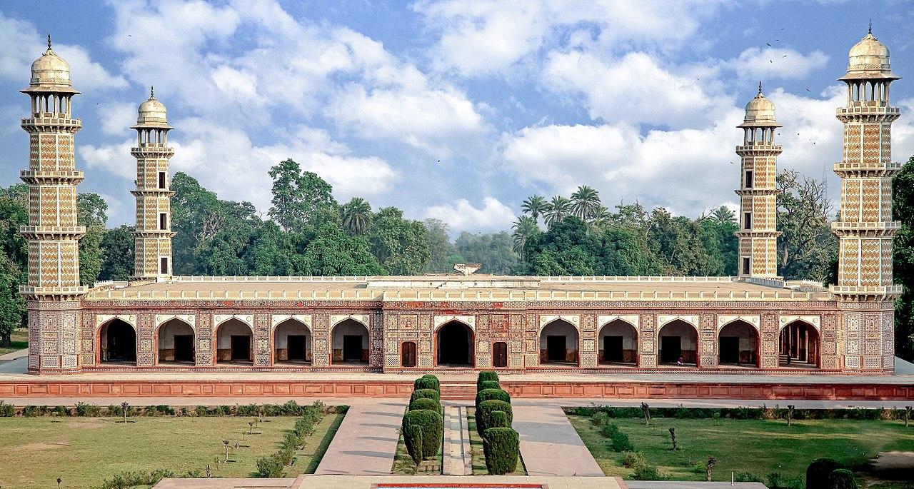 Jahangir's Tomb: A Modern Marvel