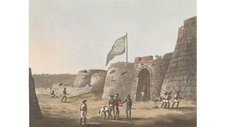 Bangalore Fort: Birthplace of India's Silicon Valley