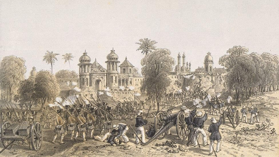 Lucknow's Sikandar Bagh: From Retreat to Battleground