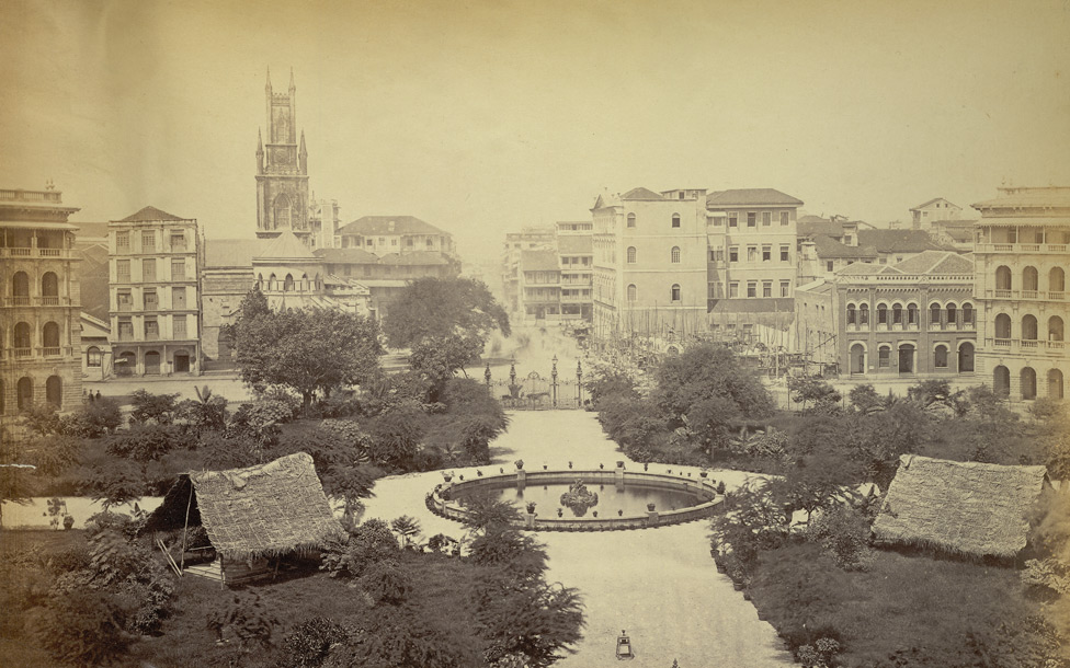 Horniman Circle: India's Tribute to a Friend