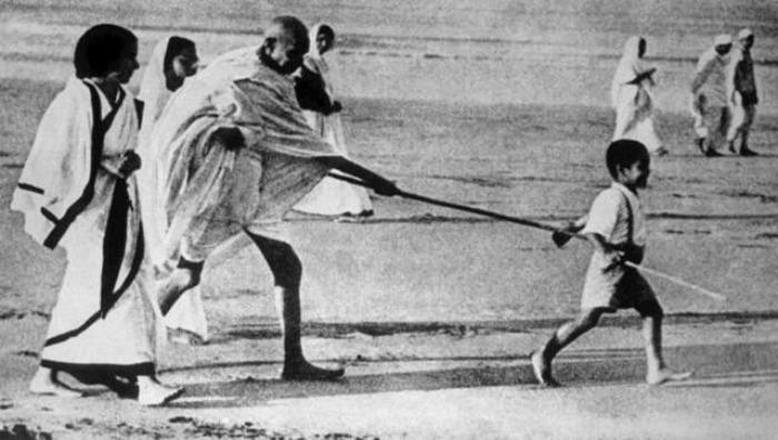 Mahatma Gandhi's Iconic 'Lathi'