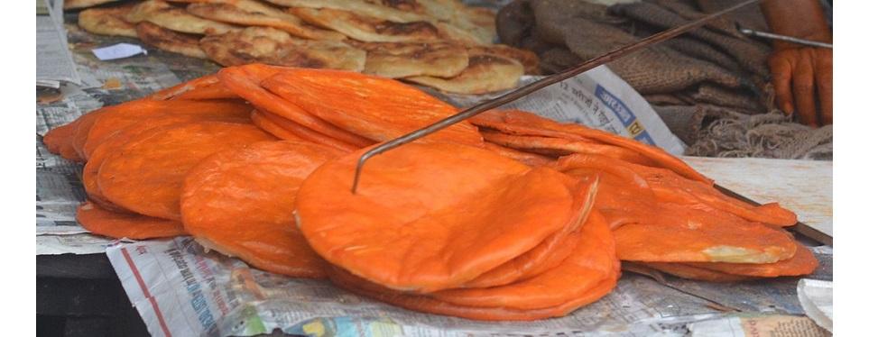Sheermal: Lucknow's Royal Flatbread