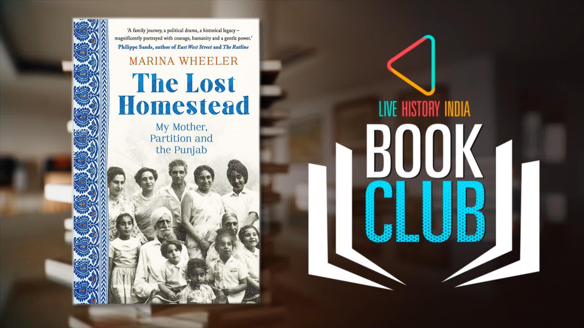 Marina Wheeler on 'The Lost Homestead'