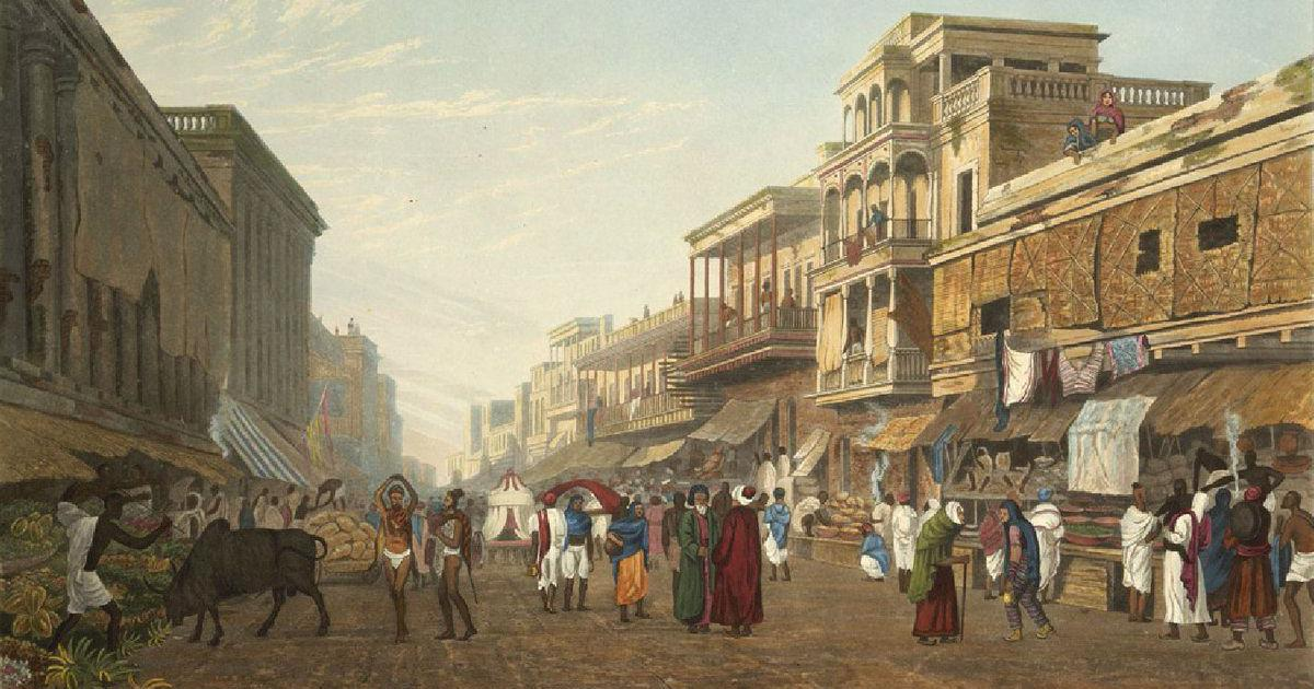 Cowries and the Slave Trade in Bengal