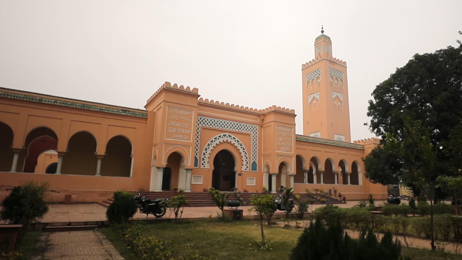 The Moorish Mosque of Kapurthala, Punjab