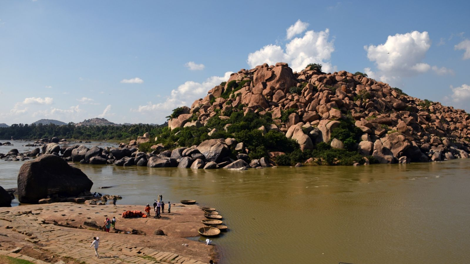 In the Footsteps of Lord Ram at Hampi
