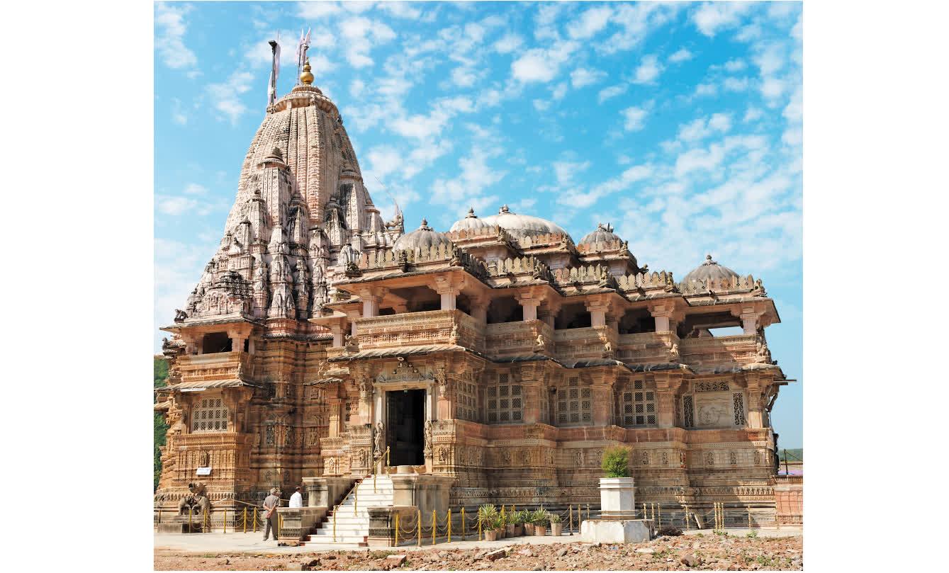 Shyamlaji Temple in Gujarat: What Lies Beneath?
