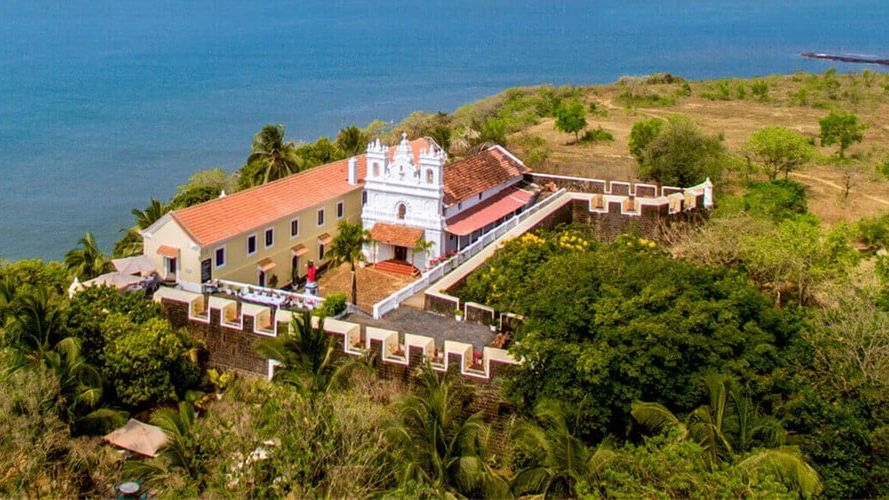Fort Tiracol: An Ode to Goa's Patriots