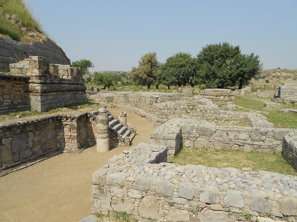 Ruins of Taxila