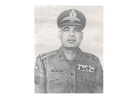 Lt Gen Sagat Singh Rathore