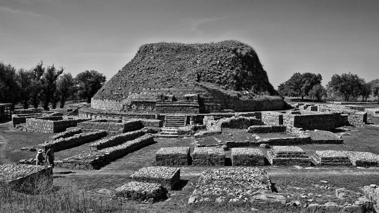 Taxila: Asia's Melting Pot