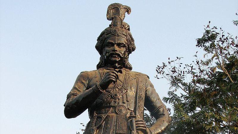 Krishnadevaraya and Chinnadevi: A Romance