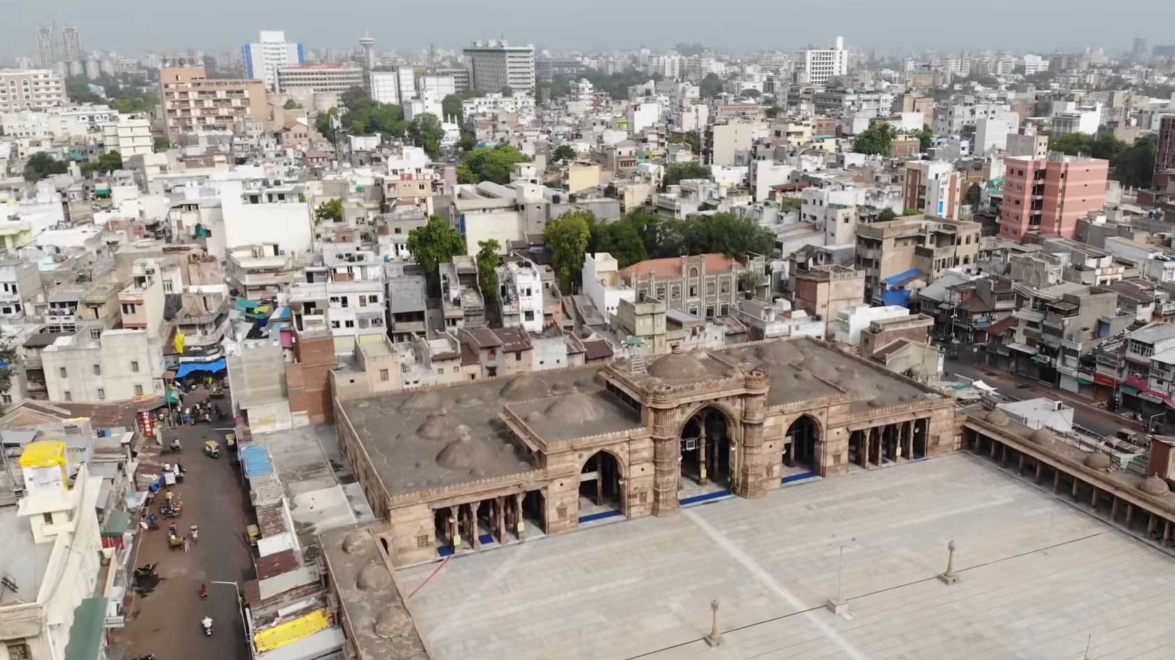 Jama Masjid, Ahmedabad | LHI