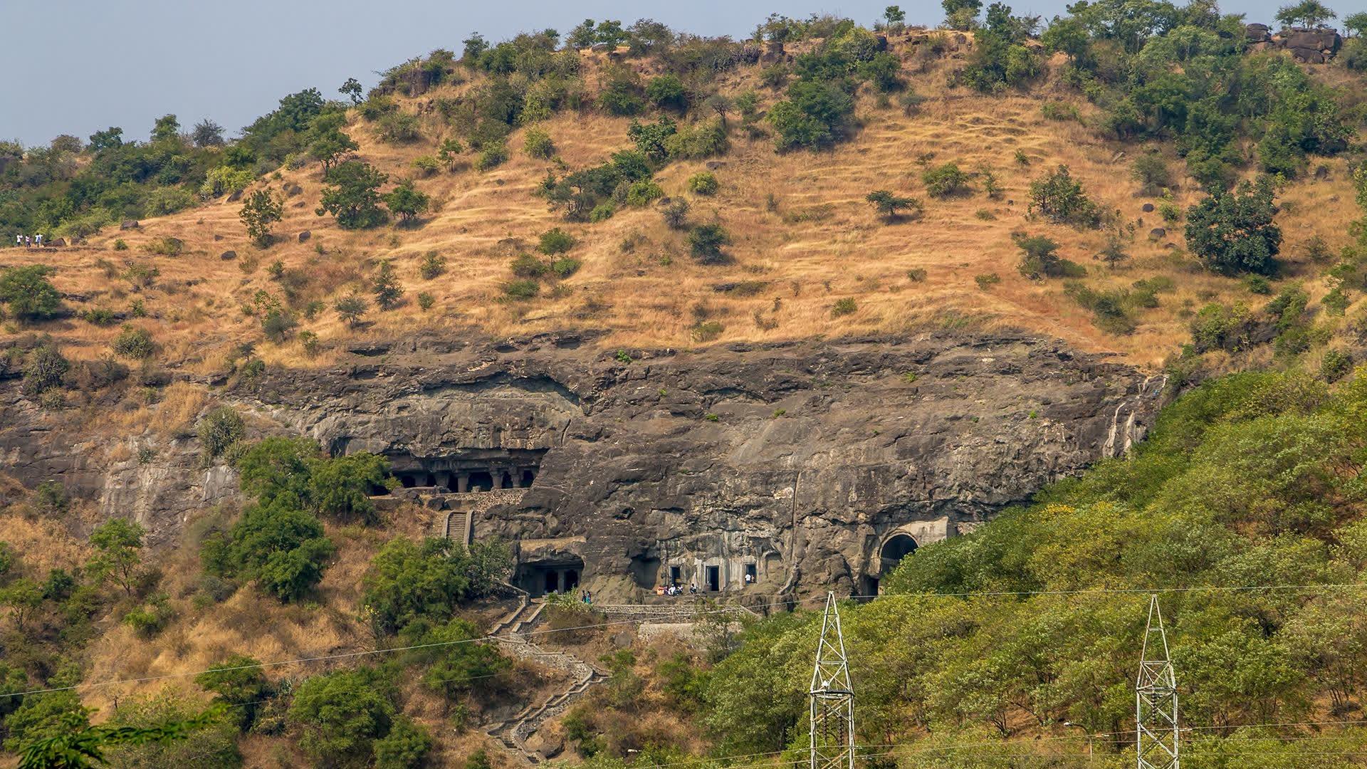 Aurangabad Caves: Ajanta's 'Cousins'