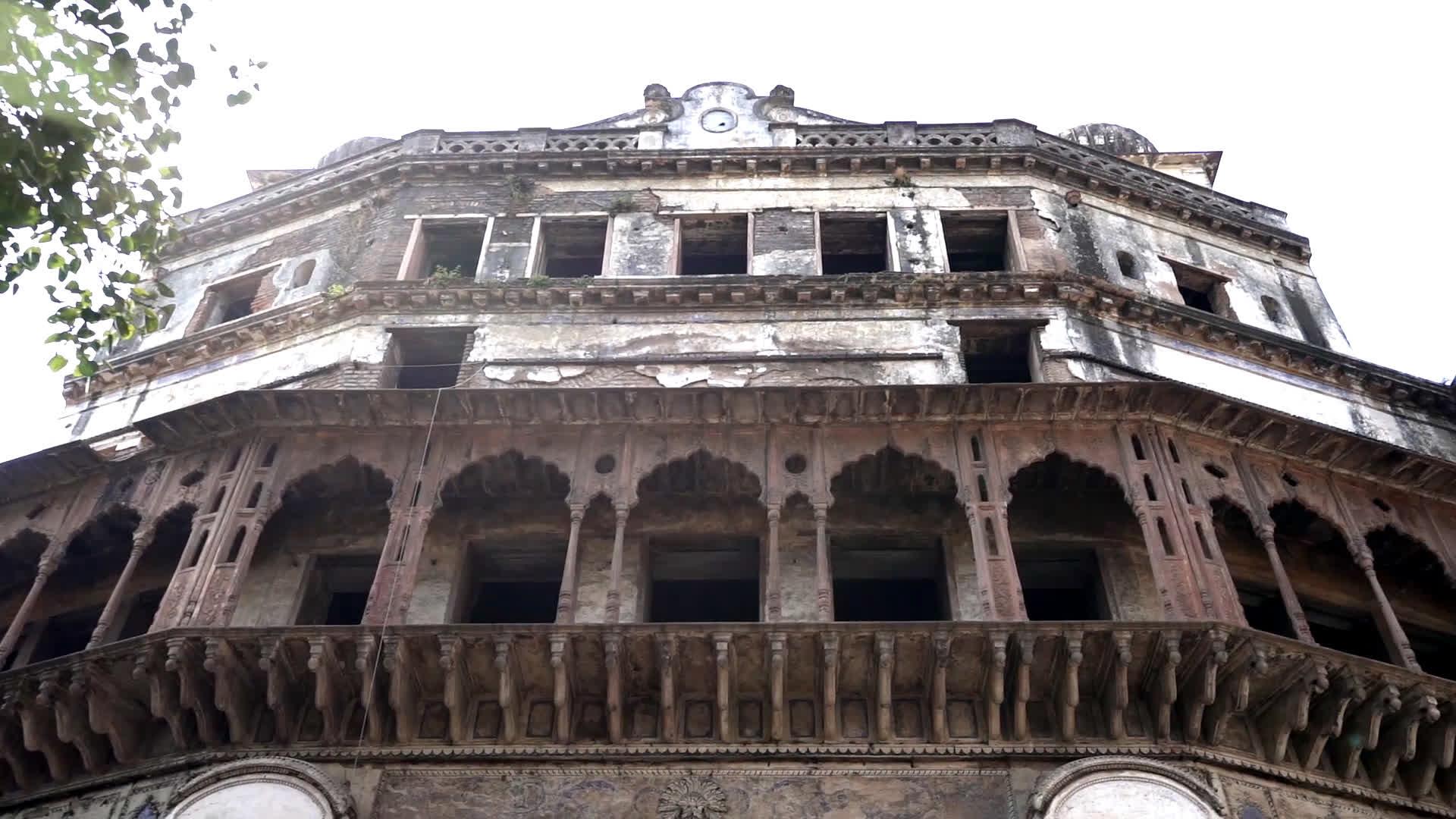 The Taj Mahal Palace of Bhopal