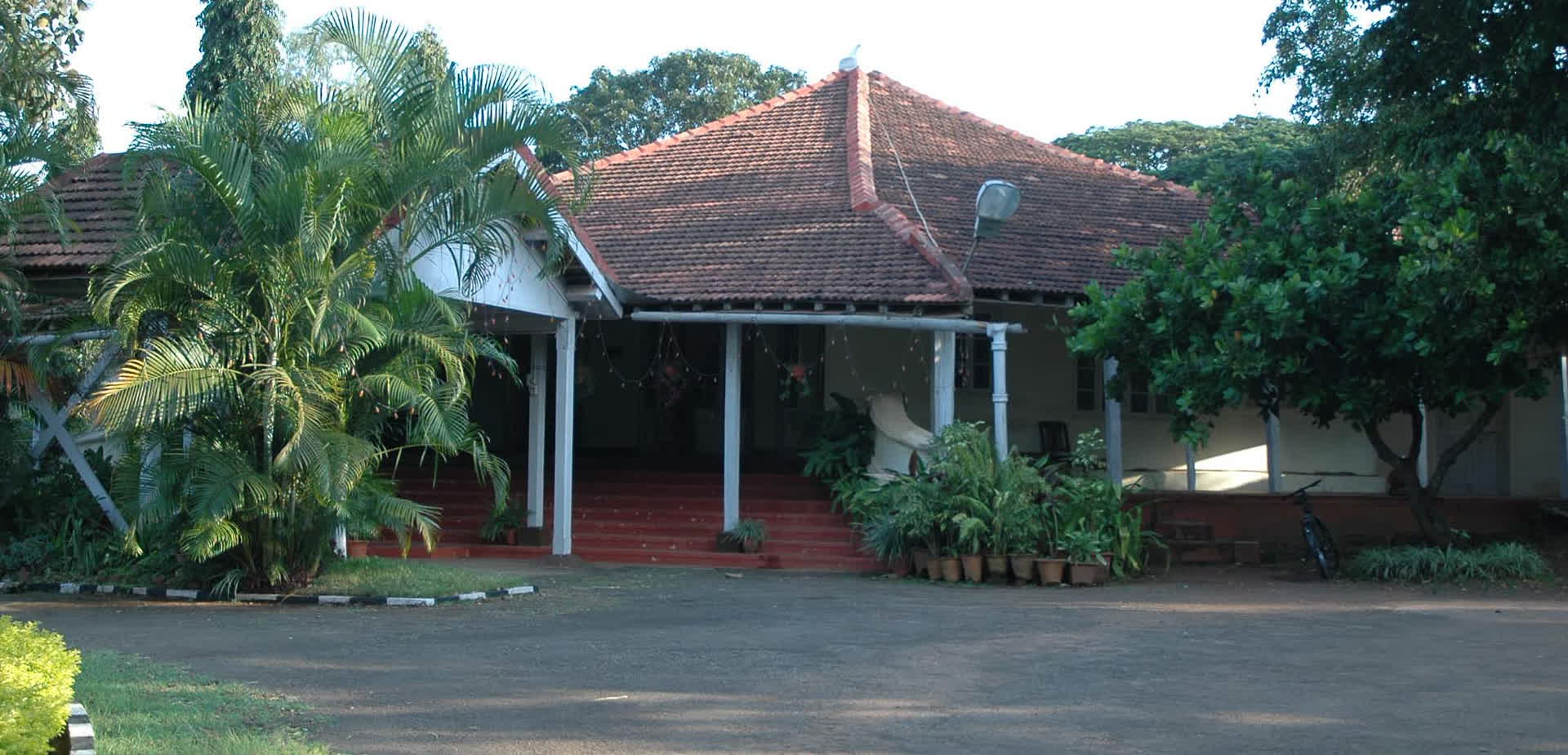 The bungalow at Dharwad