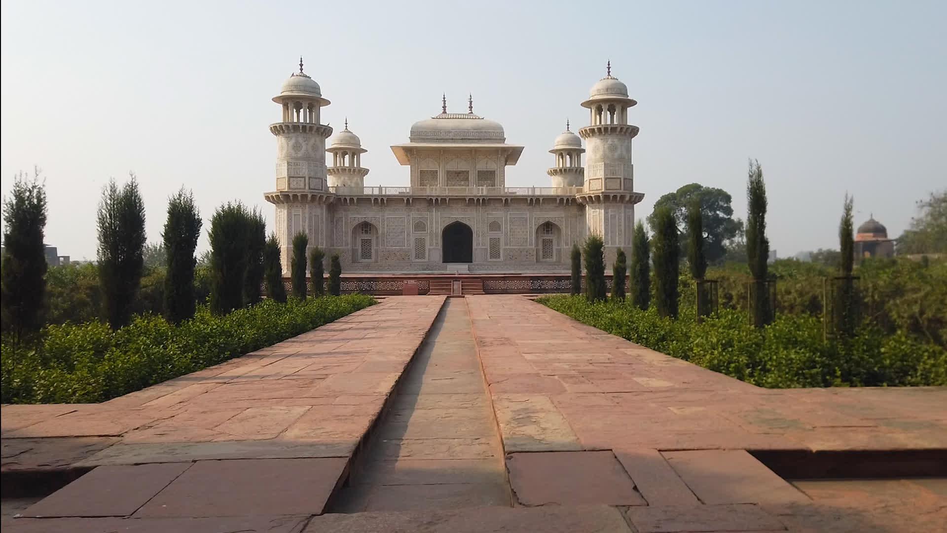 The Tomb of Itmad-ud-Daulah