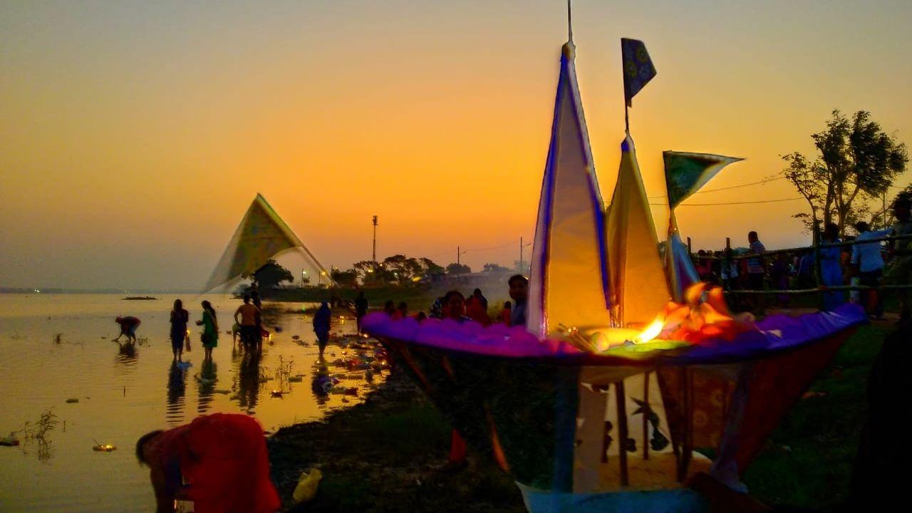 Bali Yatra: Odisha's Voyage to a Glorious Past