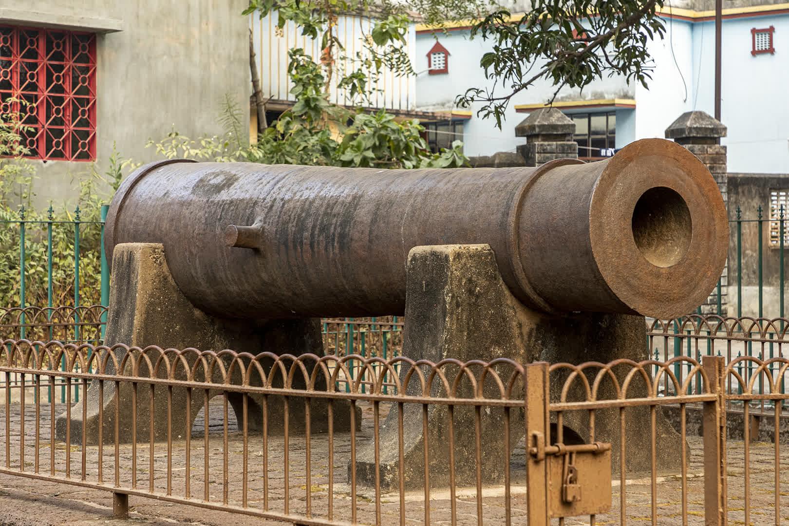 Dalmadal cannon