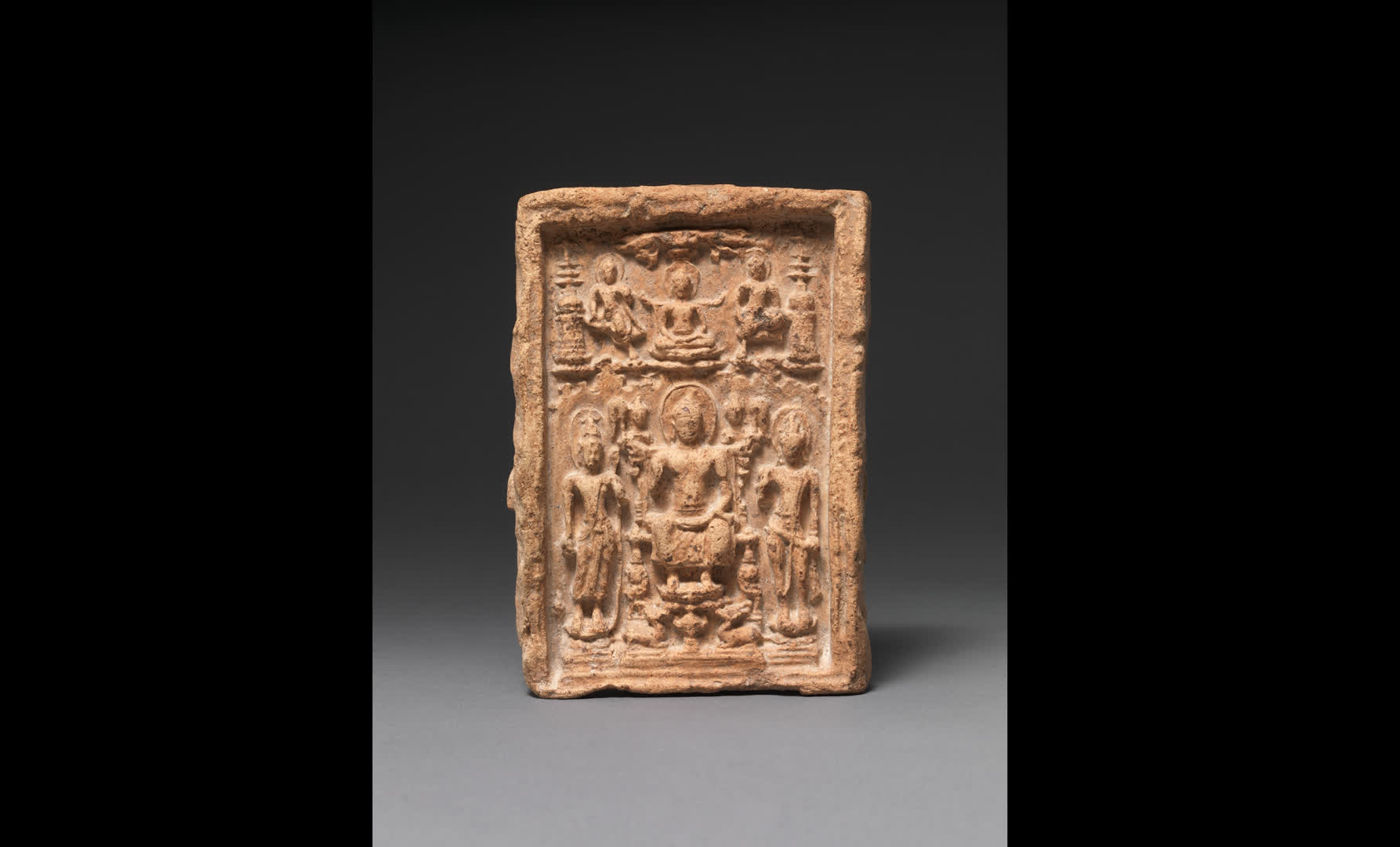 The Miracle at Shravasti   The MET Museum