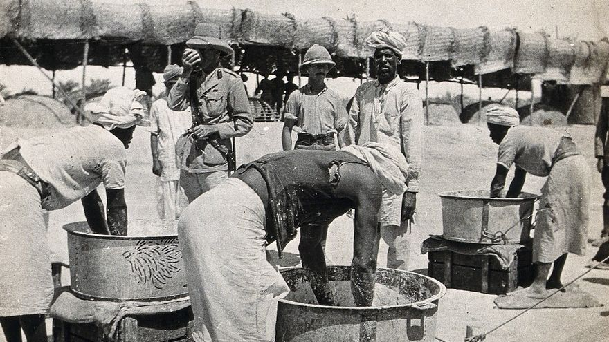 Indian Labour in a Global Conflict (1914 – 1921)
