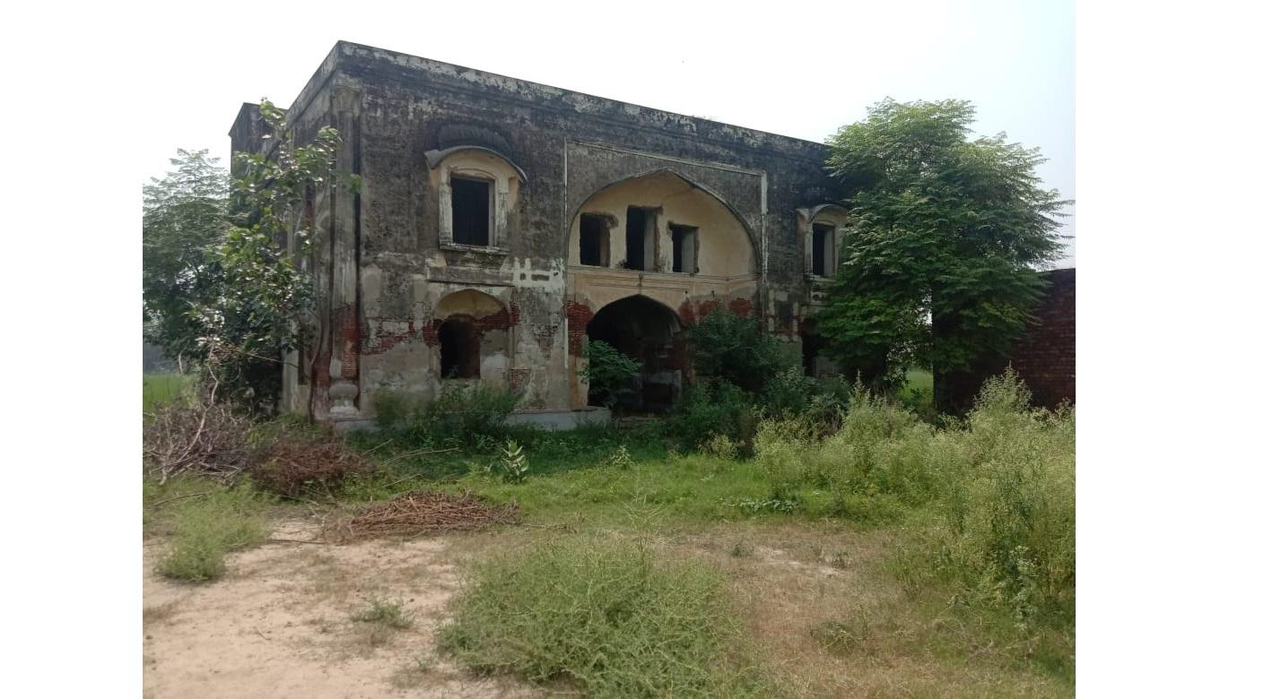 Jahangir's aramgah