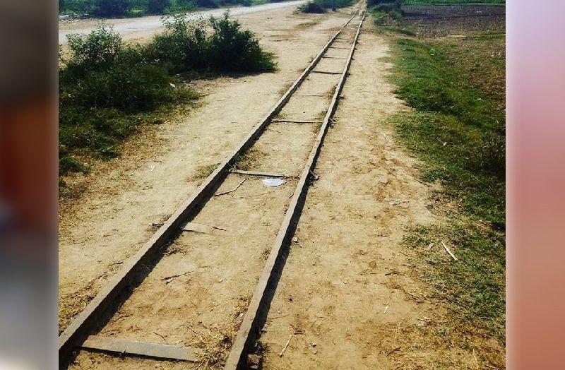 Narrow Gauge for Ghoda Train