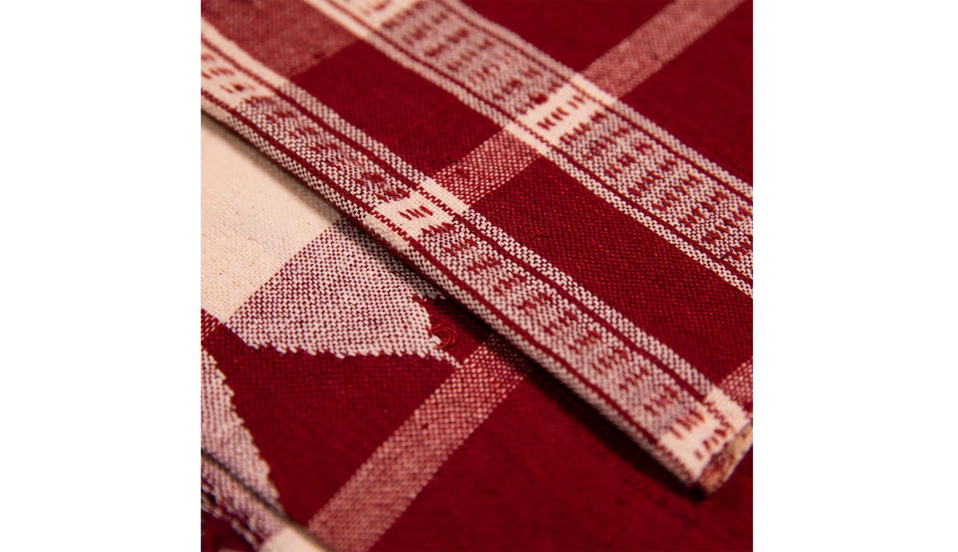 Kotpad has shades of red, maroon and brown | Peepul Tree