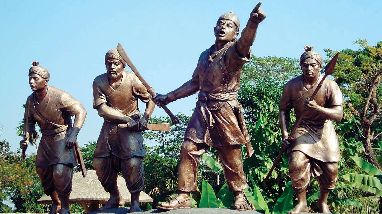 Moamoria Rebellion: The Revolution that History Forgot
