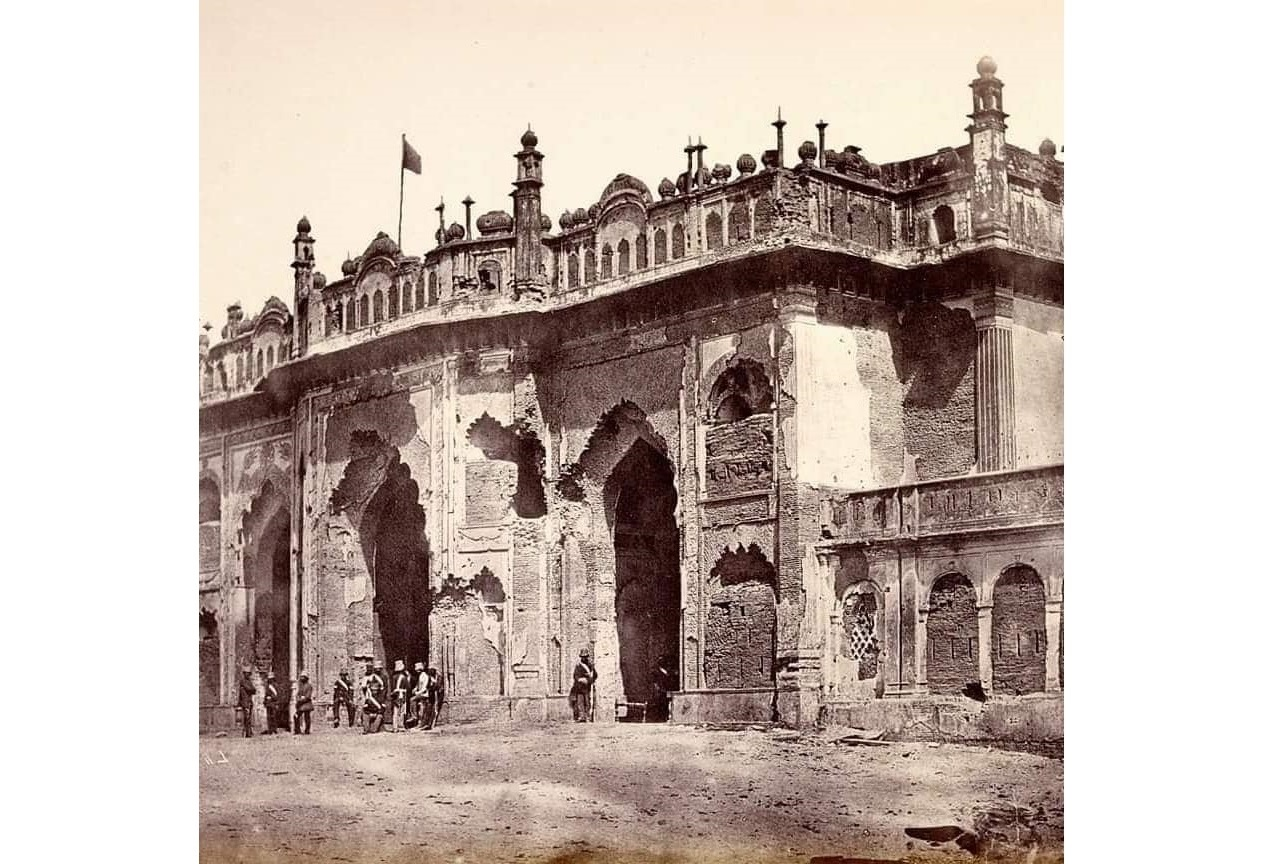 The structure after the revolt of 1857