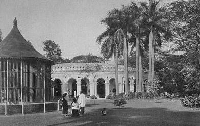Alipore Zoological Garden, early 20th century