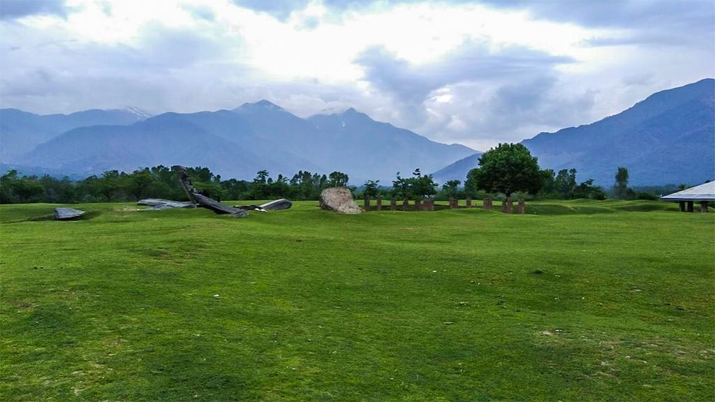The site of Burzahom | Dr Ajmal Shah