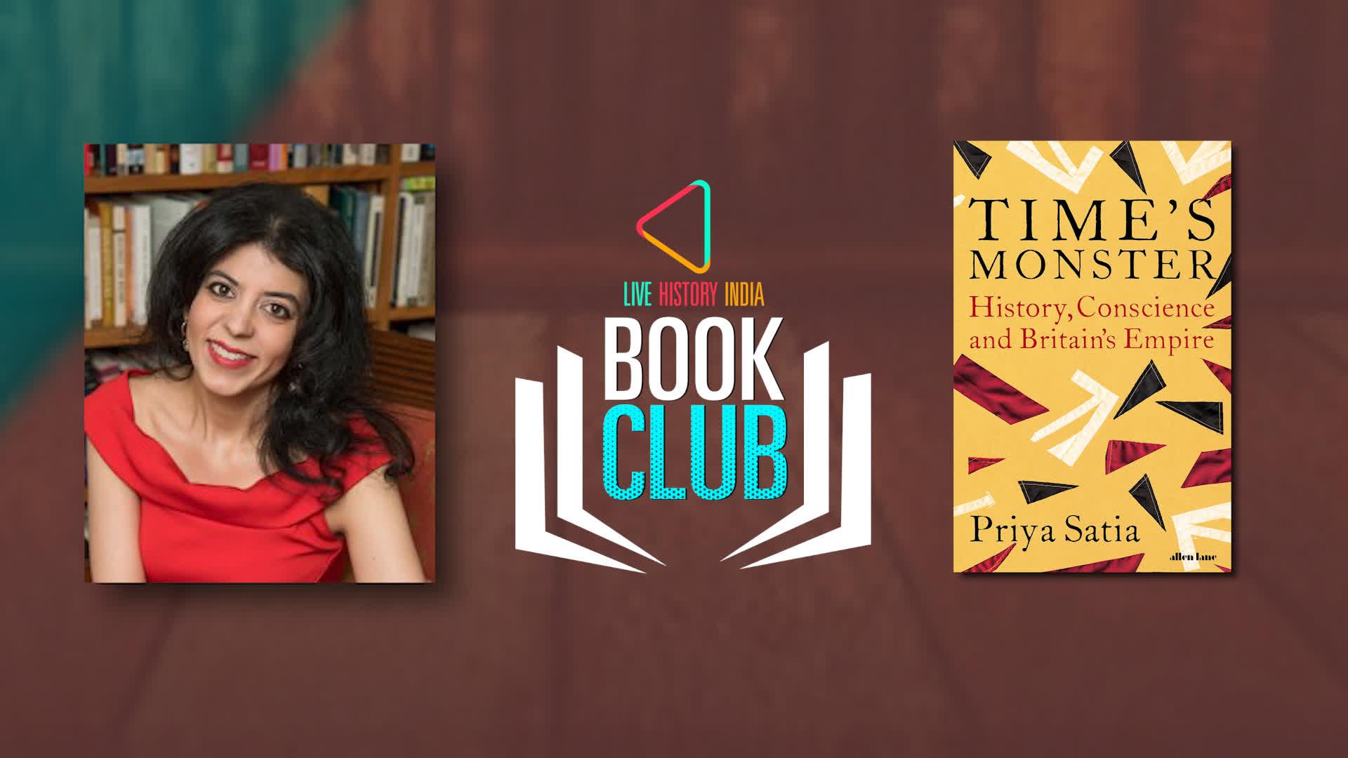 Priya Satia on the Time's Monster