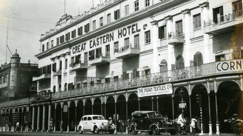 The Great Eastern Hotel: Once the Jewel of the East