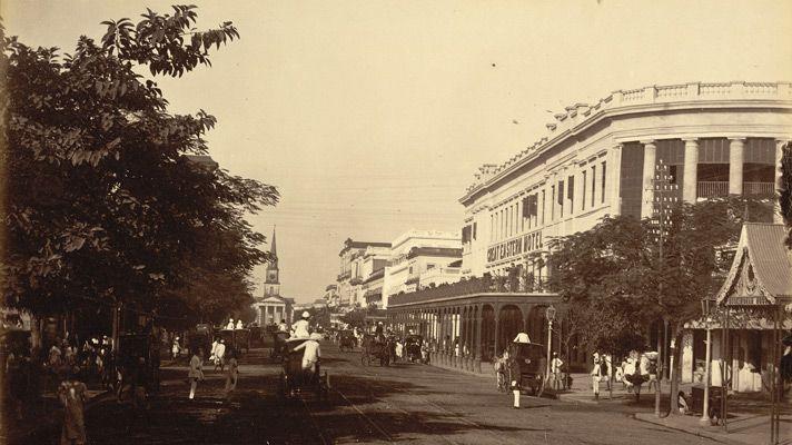 The Great Eastern Hotel, 1880s   Jofnston Hoffman