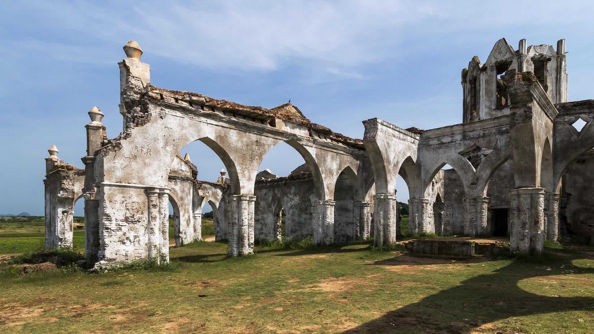 Holy Rosary Church Interiors