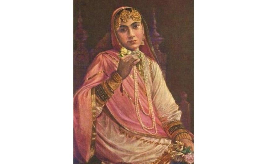 Rani Jindan Becomes Maharaja Ranjit Singh's Youngest Wife