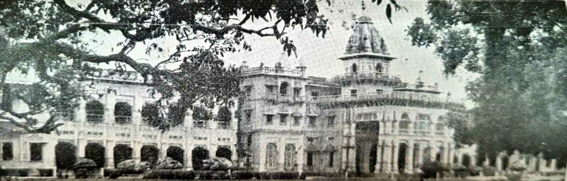 BHU College of Arts (old building) built in 1921   Malaviya Family Archives