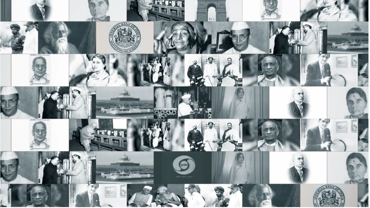 The Making of Modern India (1900-2000)