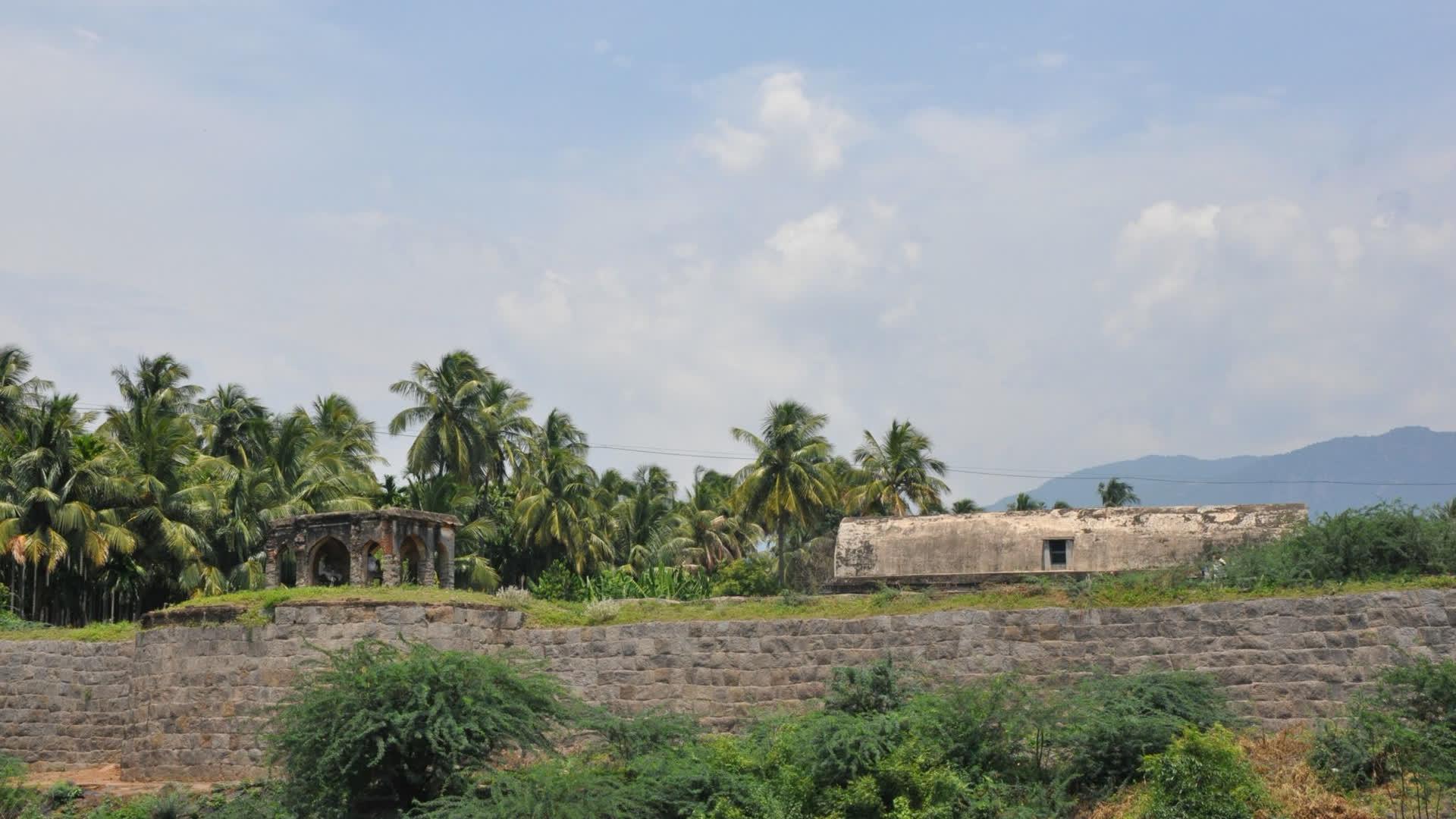Attur Fort: Salem's Little, Big Fort