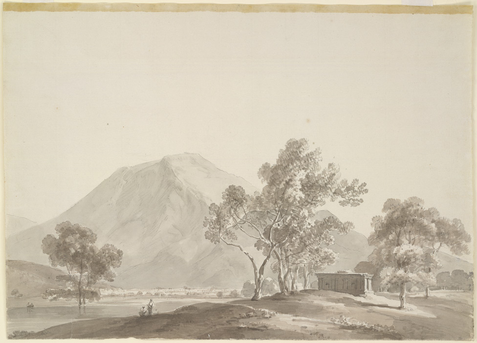 View of Attur, Thomas Daniell, 1792   British Library