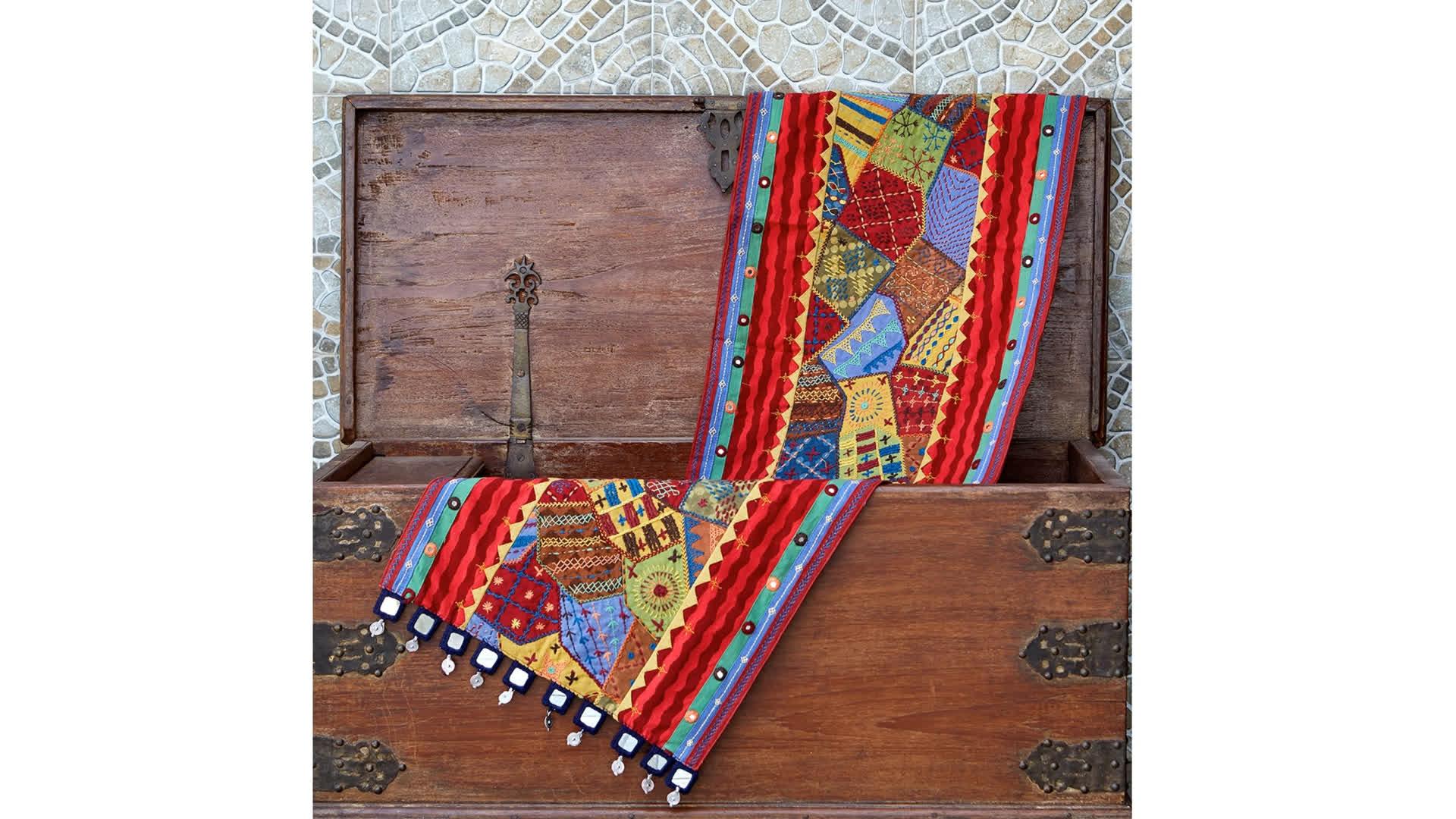 Lambani Embroidery: Gypsy Magic