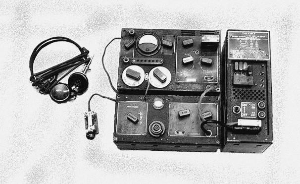 A Portable Radio